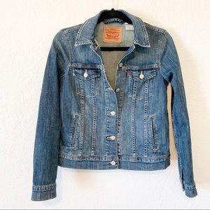 Levi's Levi Strauss & Co Denim Jacket